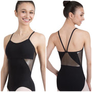 Capezio - Lunar Camisole Leotard - Adult (11549W) - Black (EDN) /