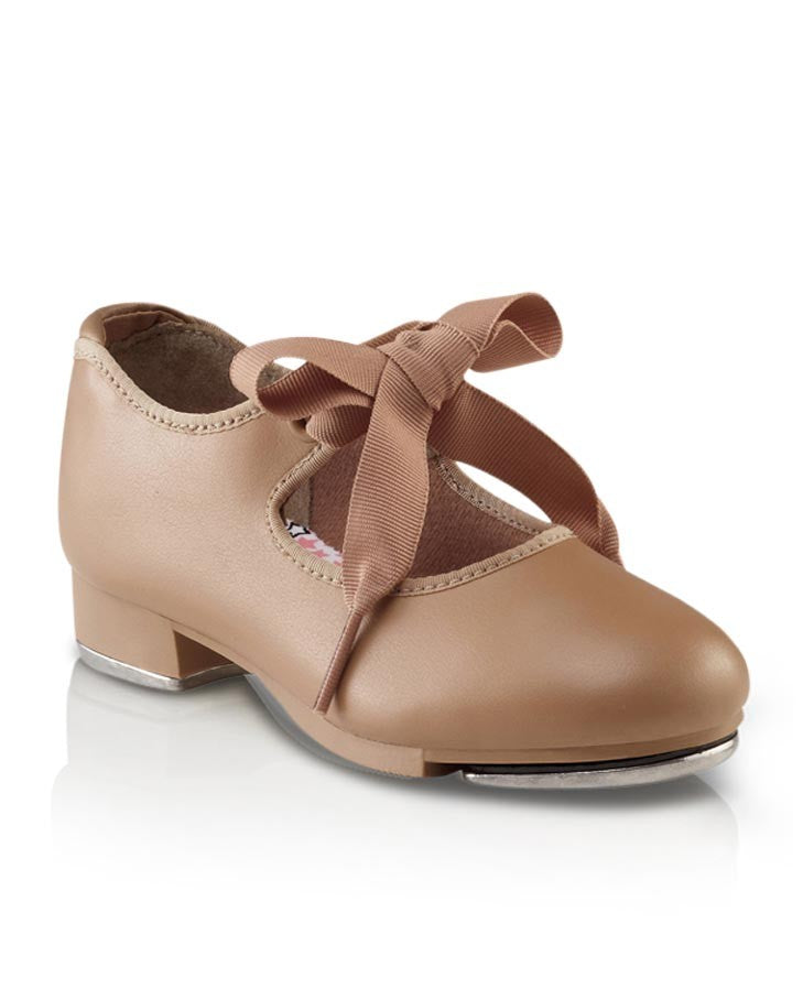 Capezio - Jr. Tyette Tap Shoes - Child (N625C) - Caramel