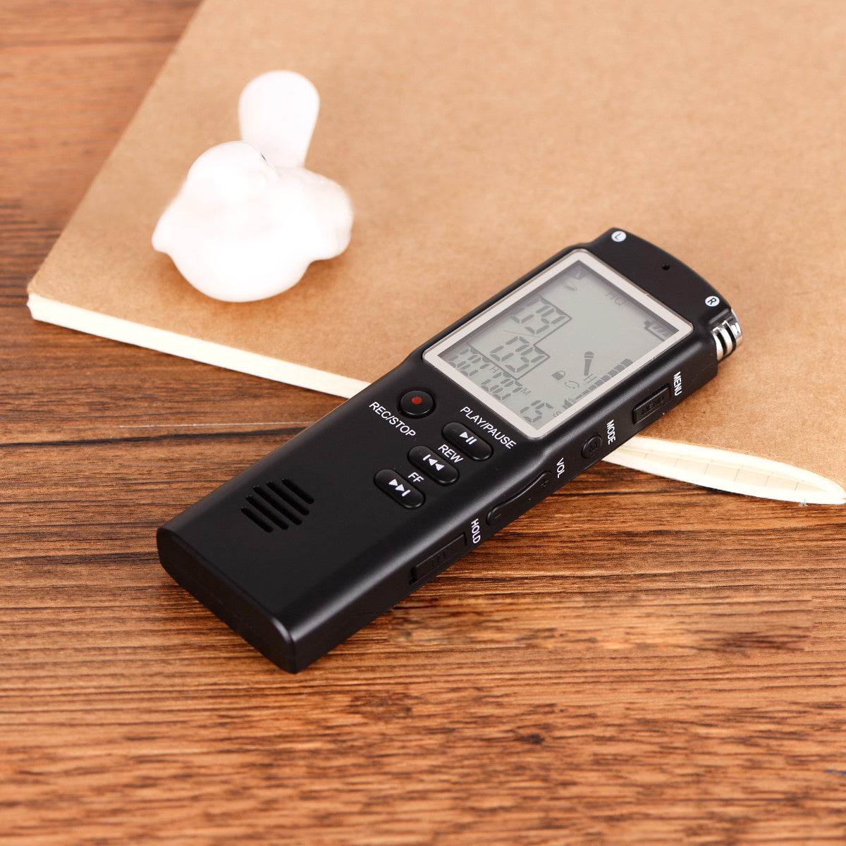 Genius Extra Strength Voice Recorder
