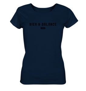 Bier & Balance - Ladies Organic Shirt - Shirtista
