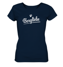 Laden Sie das Bild in den Galerie-Viewer, Bergliebe Wandern - Ladies Organic Shirt - Shirtista
