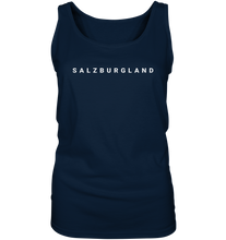 Laden Sie das Bild in den Galerie-Viewer, Salzburgland - Ladies Tank-Top - Shirtista