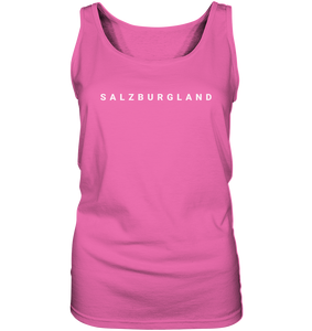 Salzburgland - Ladies Tank-Top - Shirtista