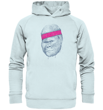 Laden Sie das Bild in den Galerie-Viewer, Gorilla Workout-Organic Hooded Sweat - Shirtista