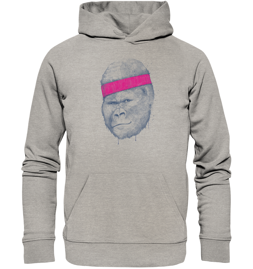 Gorilla Workout - Organic Hoodie - Shirtista