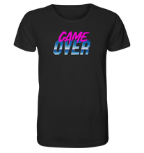 Laden Sie das Bild in den Galerie-Viewer, Game Over T-Shirt - Organic Shirt
