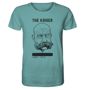 The Kaiser Franz Joseph - Organic Shirt - Shirtista