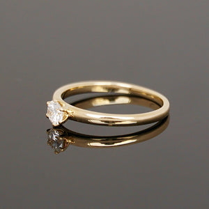 Ring DOM 0,25 ct.