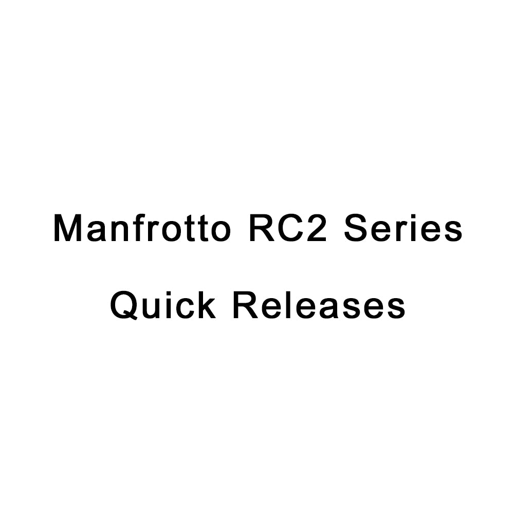 Manfrotto RC2 Series