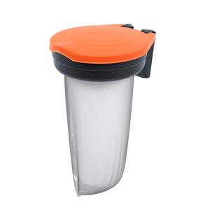 Orange Skipper recycle bin