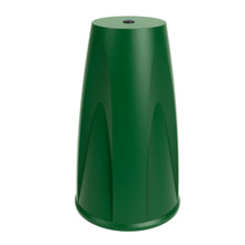 Green Skipper post & base cap