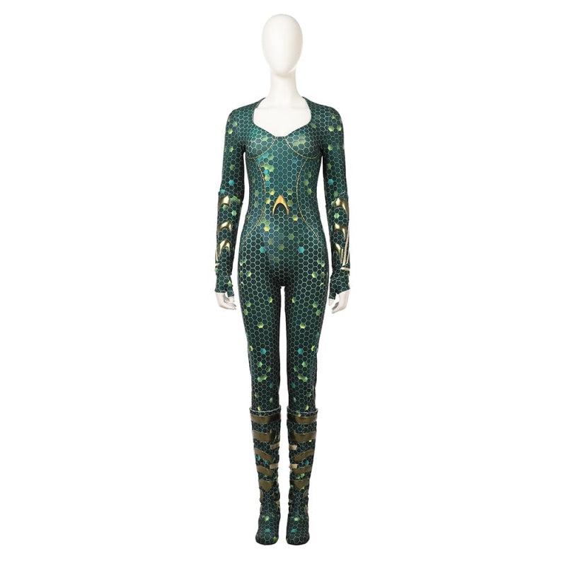 Dc ( Aquaman ) Mera )Mp004075 Xs / #34(22Cm) Cosplay Costume