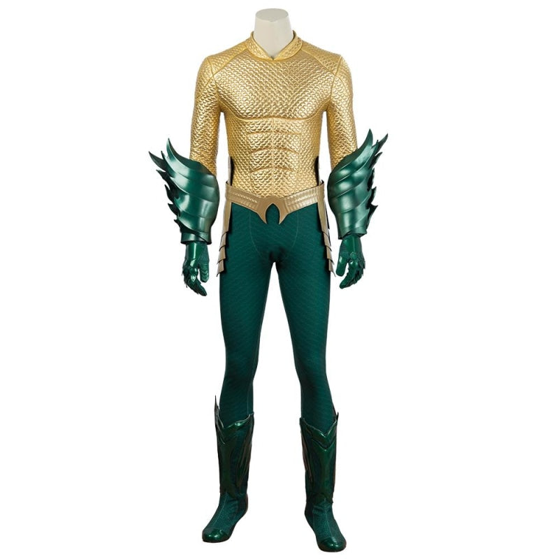 Dc ( Aquaman ) / Orin Arthur Curry )Mp004302 Xs #34(22Cm) Cosplay Costume