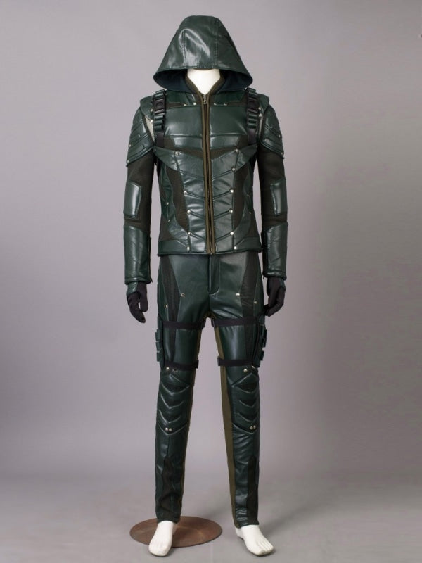Dc Arrow / 5 ( Arrow ) Green Oliver Queen )Mp003491 S