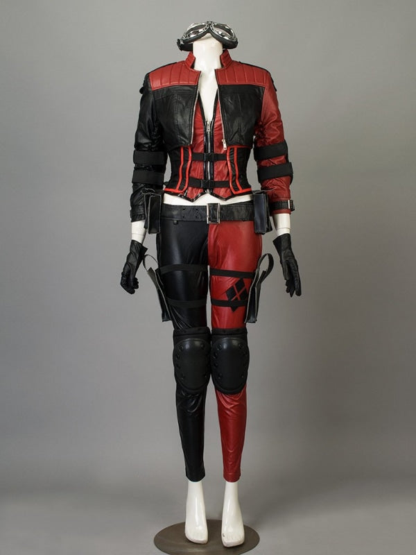Dc 2 ( Injustice ) Harley Quinn / Harleen Quinzel )Mp003708 Xxs Cosplay Costume