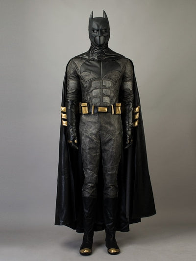 Dc ( Justice League ) Batman / Bruce Wayne )Mp003715 Xs #35(22.5Cm) Cosplay Costume