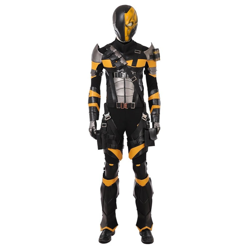 Dc ( Justice League ) Deathstroke / Slade Wilson )Mp004076 Xs #34(22Cm) Cosplay Costume