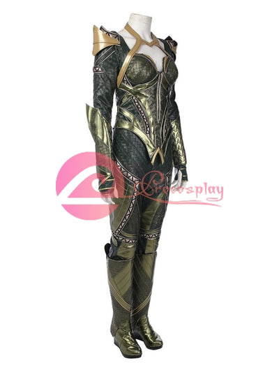 Dc ( Justice League ) Mera )Mp003844 Cosplay Costume