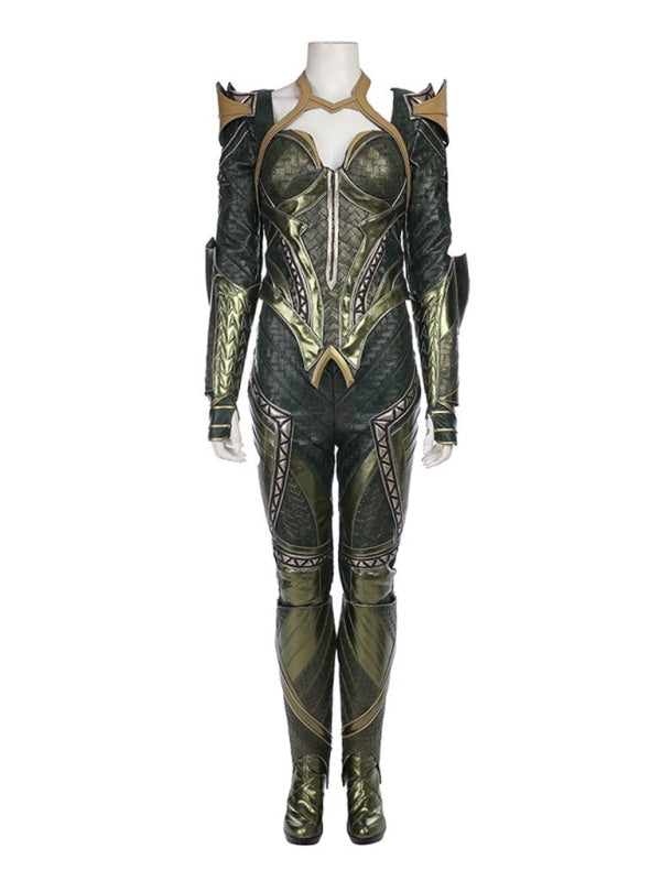 Dc ( Justice League ) Mera )Mp003844 Xs / #34(22Cm) Cosplay Costume