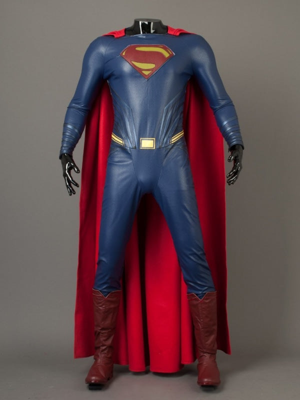 Dc ( Justice League ) Superman / Kal-El Clark Kent )Mp003916 Xs #34(22Cm) Cosplay Costume