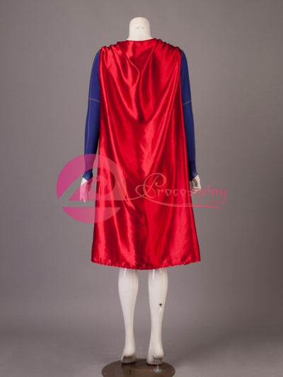 Dc ( Supergirl ) / Kara Zor-El Danvers )Mp003609 Cosplay Costume