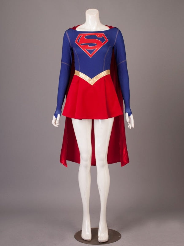 Dc ( Supergirl ) / Kara Zor-El Danvers )Mp003609 Xxs Cosplay Costume