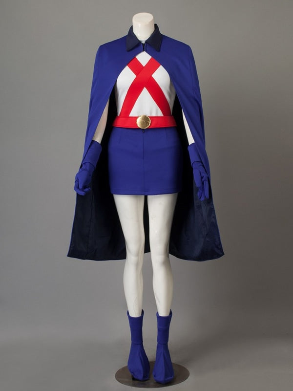Dc ( Young Justice ) Miss Martian / Megan Morse Mgann Morzz )Mp003853 Xxs Cosplay Costume