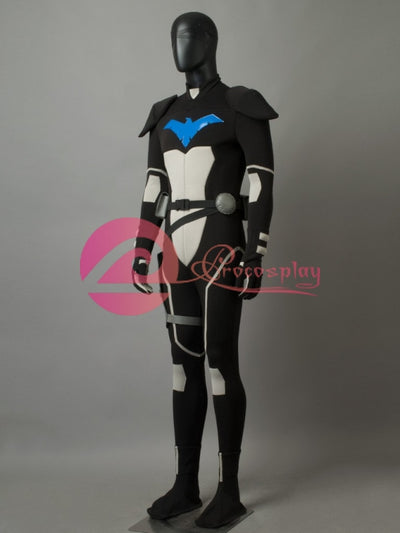 Dc ( Young Justice ) Robin / Nightwing Dick Grayson )Mp003836 Cosplay Costume
