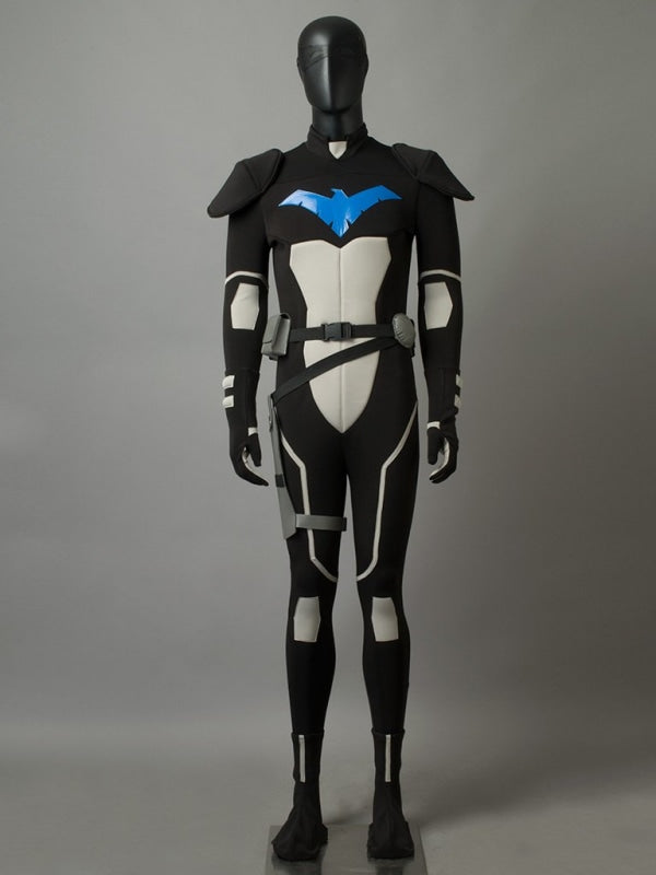 Dc ( Young Justice ) Robin / Nightwing Dick Grayson )Mp003836 Xxs Cosplay Costume