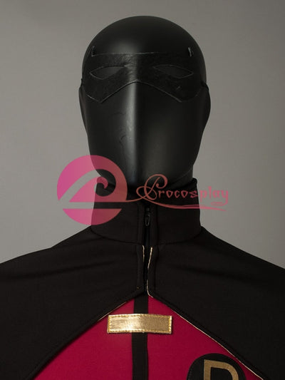 Dc ( Young Justice ) Robin / Nightwing Dick Grayson )Mp003855 Cosplay Costume