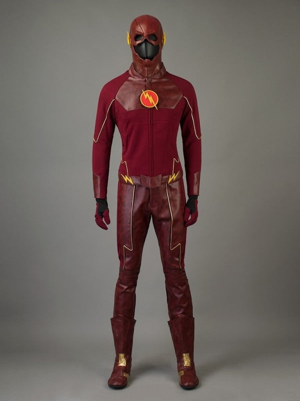 Dc ( The Flash ) / Jay Garrick )Mp002516 Xxs #34(22Cm) Cosplay Costume
