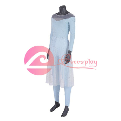 ( Disney ) 2 Frozen Ii Elsa )Mp004983 Cosplay Costume