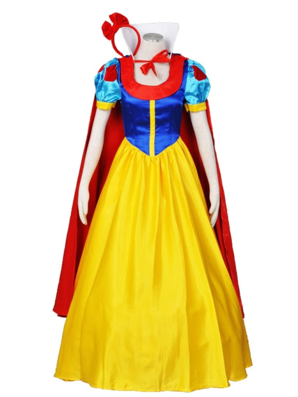 ( Disney ) Snow White And The Seven Dwarfs )Mp002018 Xxs Cosplay Costume