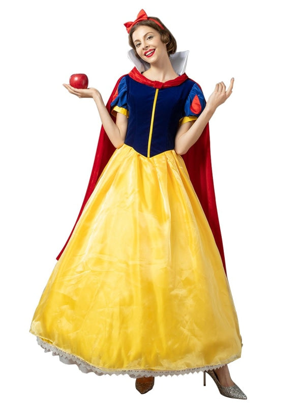 ( Disney ) Snow White And The Seven Dwarfs )Mp004784 S Cosplay Costume