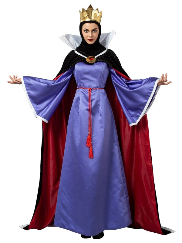( Disney ) Snow White And The Seven Dwarfs The Evil Queen )Mp004178 Cosplay Costume