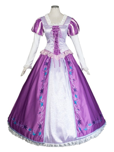 ( Disney ) Tangled Rapunzel )Mp004097 S Cosplay Costume