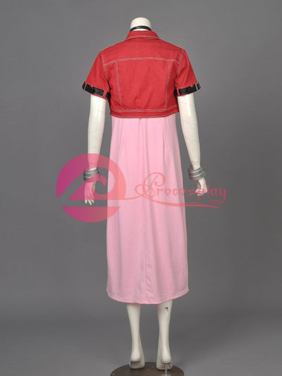 Vii · Mp002970 Cosplay Costume