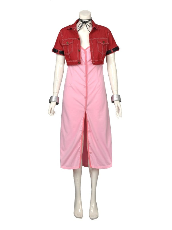 Vii / Aerith Gainsboroughmp002970 Xxs Cosplay Costume