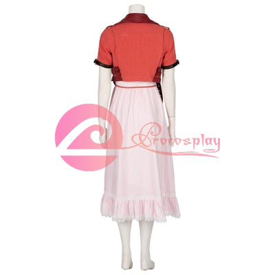 Vii Aerith Gainsborough Mp005022 Cosplay Costume