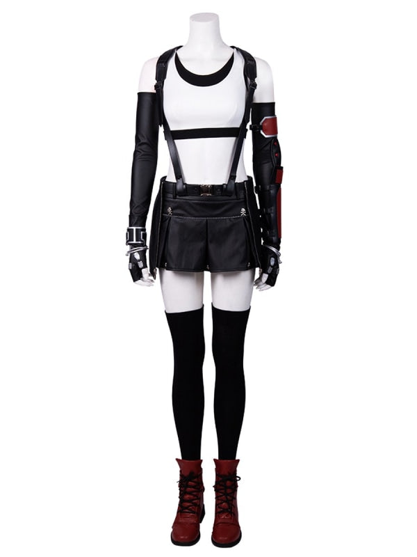 Vii Tifa Lockhart Mp005076 Cosplay Costume