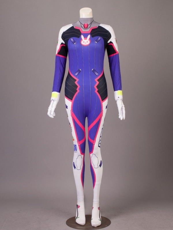 Overwatch D.va / Hana Song Mp003611 Xxs Cosplay Costume