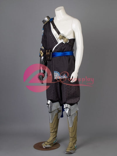 Overwatch ( Hanzo ) / Shimada Mp003404 Cosplay Costume