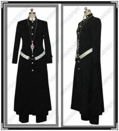 Mp000111 Cosplay Costume