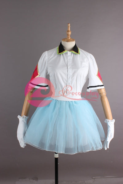 !!aqours Happy Party Train Mp005215 Cosplay Costume