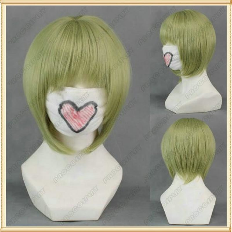 Tiger & Bunny Dragon Kid / Pao-Lin Huang Mp000317 Cosplay Wig