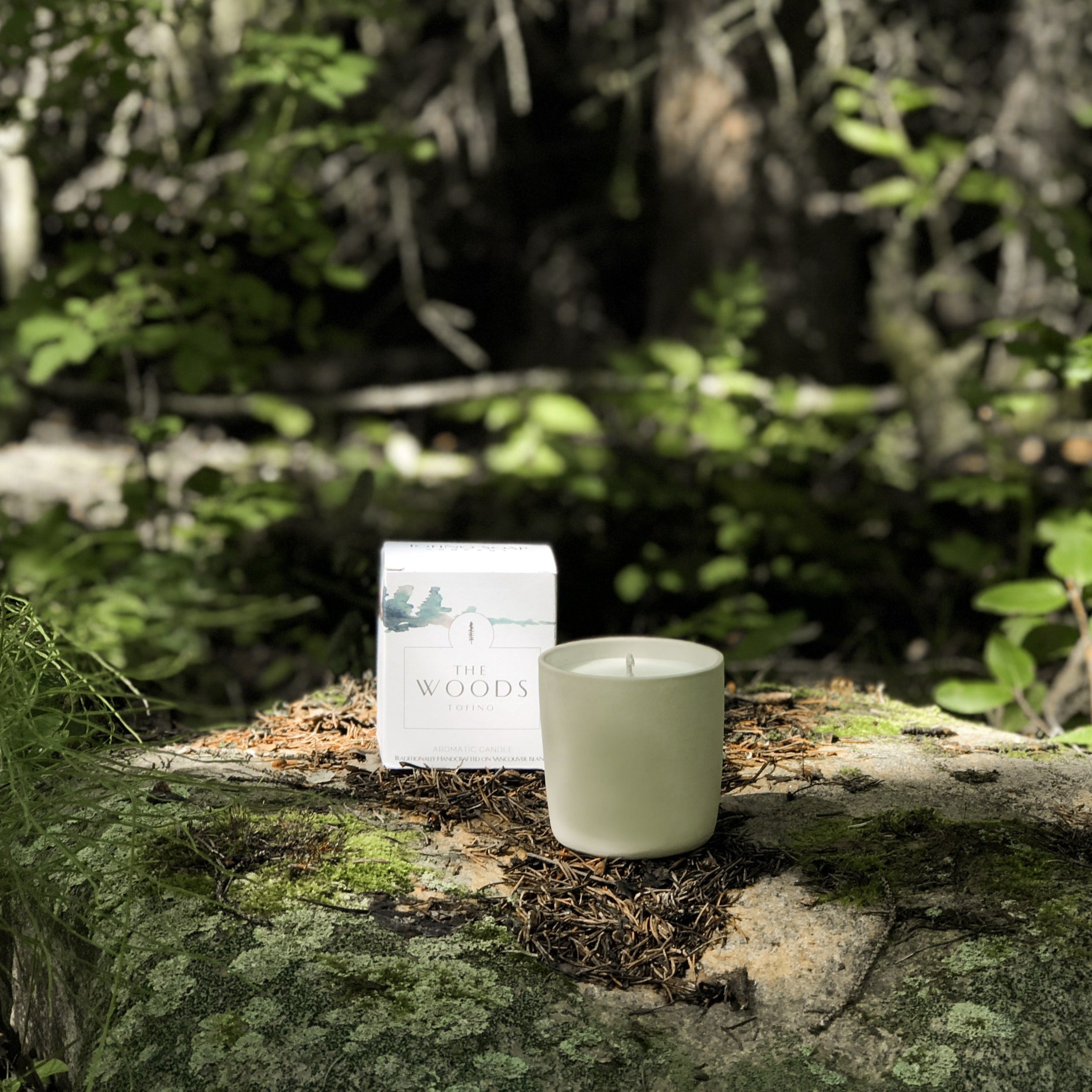 The Woods | Candle - Tofino Soap Company ®