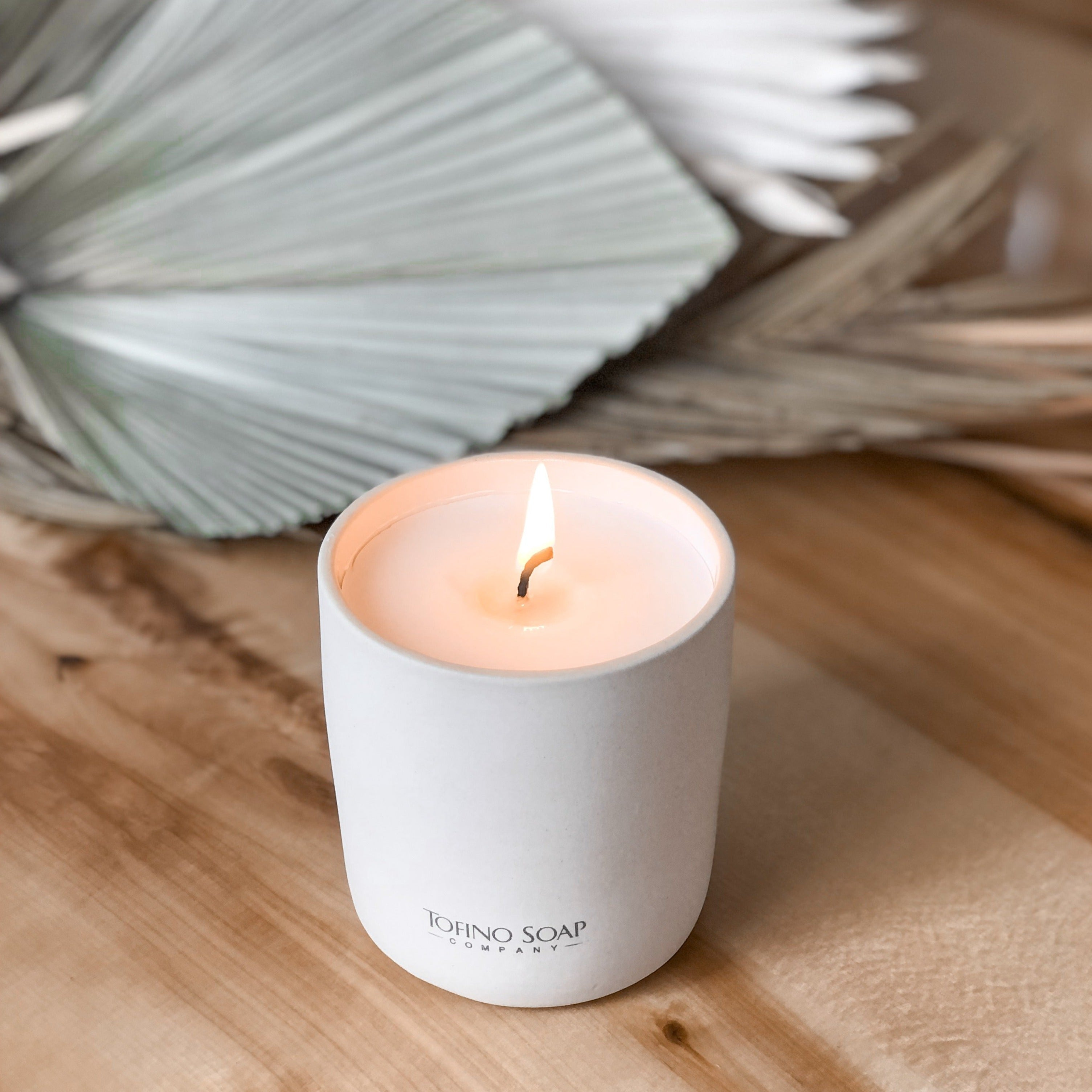 Calm  |  Candle - Tofino Soap Company ®