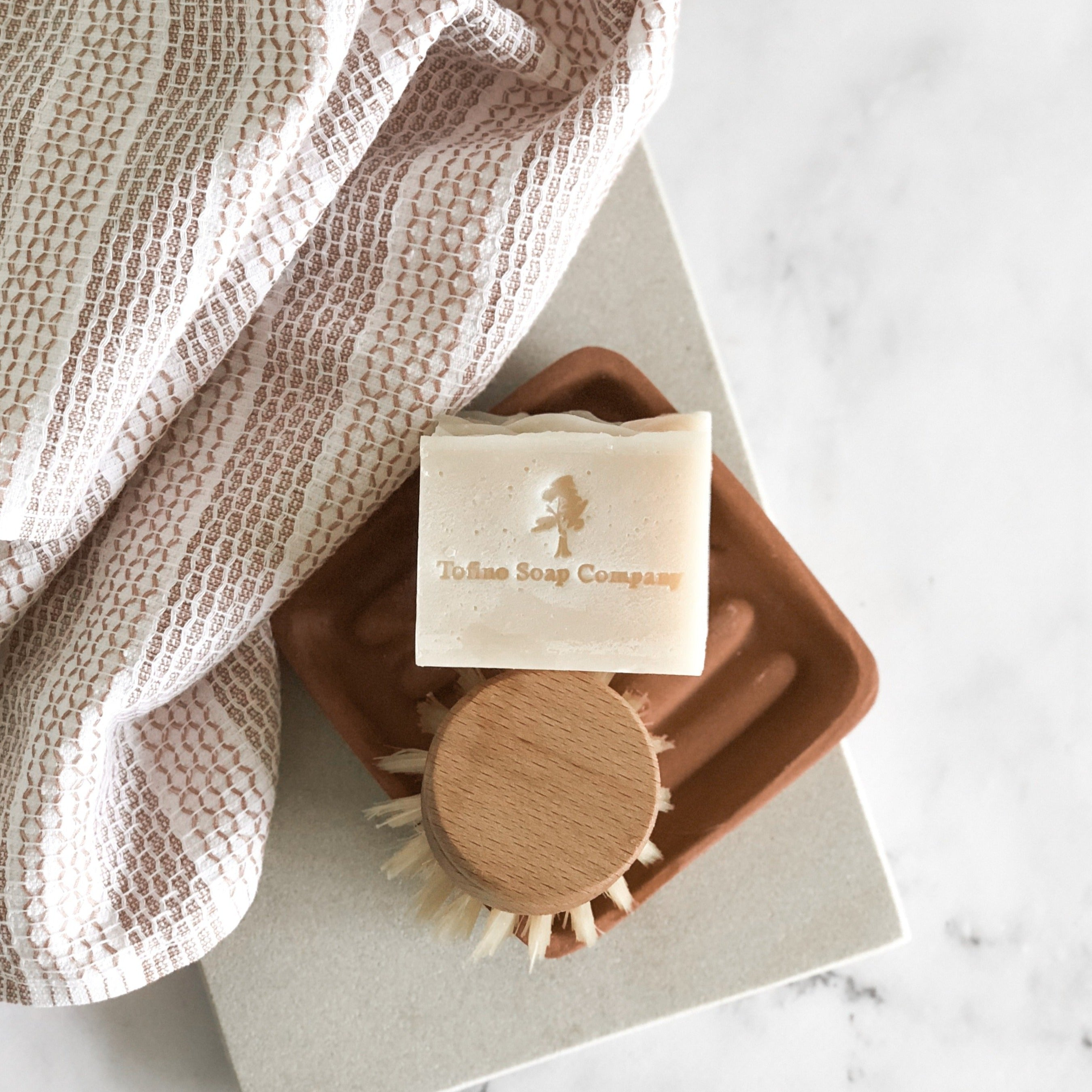 Soap Dish | Terracotta - Tofino Soap Company ®