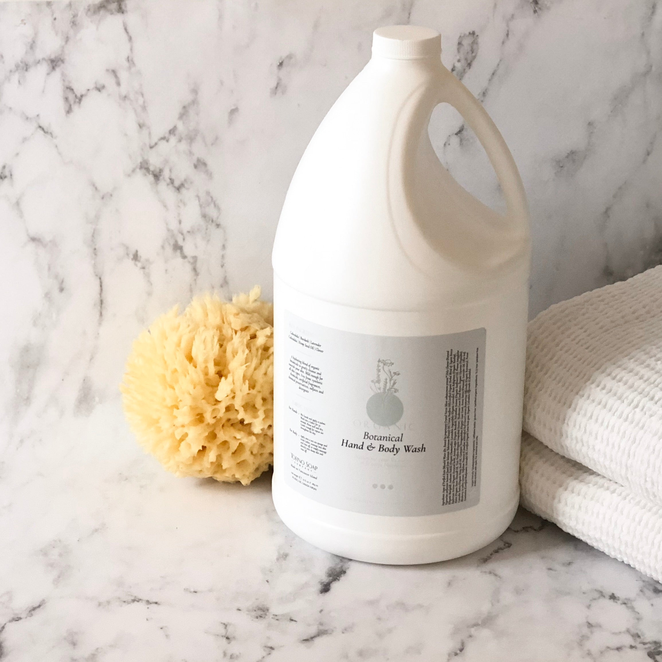 Eco Refill | Organic Body Wash - Tofino Soap Company ®