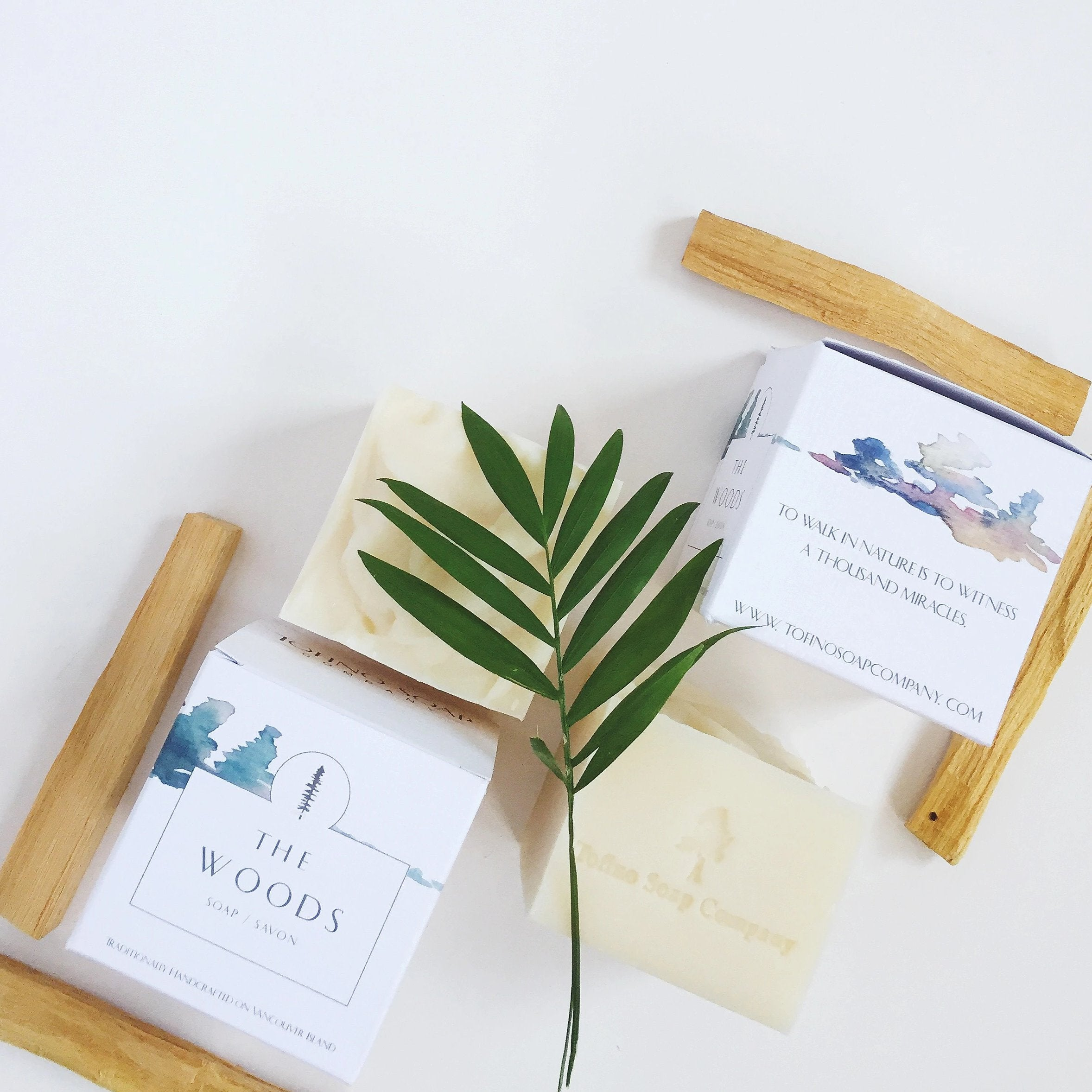 Tofino Soap | The Woods - Tofino Soap Company ®